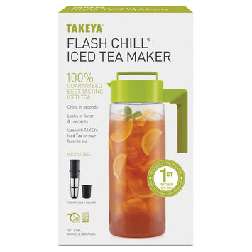 Takeya Tea Infuser Cup, Green