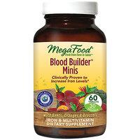 Blood Builder Mini MegaFood 60 Tabs