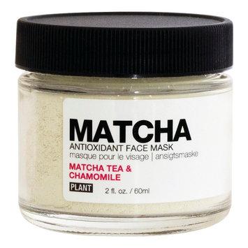 Plant Matcha Antioxidant Face Mask - Matcha Tea & Chamomile - 2 oz