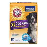 ARM & HAMMER™ Church & Dwight Company Indoor Relief for Adult Dogs Doggie Pads