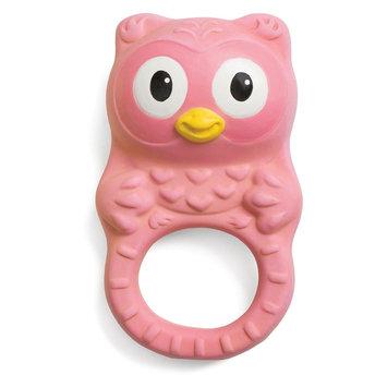 Infantino Go GaGa Squeeze & Teethe Textured Pal - Owl
