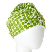 Wrapadoo Hair Towel, Kiwi-Lime