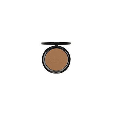 Iman Cosmetics Luxury Pressed Powder -- Clay Medium Dark