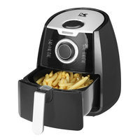KALORIK Airfryer with Dual Layer Rack in Black
