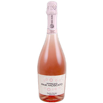 Bella Bolle Pink Moscato Sparkling Wine, 750 mL