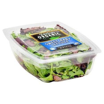 Taylor Farms Organic Sweet Baby Lettuce 5 oz