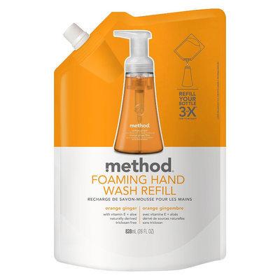 Method Foaming Hand Wash Refill - Orange Ginger