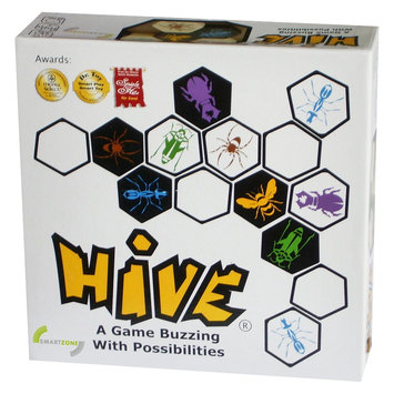 Publisher Services Smart Zone Games Hive Strategy Game