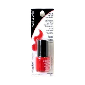 Wet N Wild Megalast Nail Case Pack 87 - 905689
