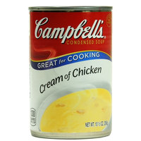 Campbell's Cream Of Chicken Soup - 10.5 ounce (1 Single Can)