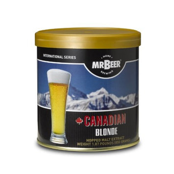 Canadian Blonde Refill Brew Pack