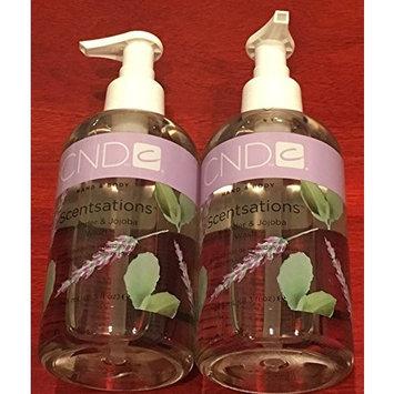 Scentsations Lavender & Jojoba Hand & Body Wash - 245 mL / 8.3 oz. x 2 piece