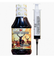 Gourmet Warehouse WILD GAME INJECTABLE MARINADE