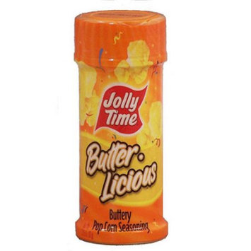 Reese Jolly Time Popcorn, Butter, 3.25 OZ (Pack of 2)