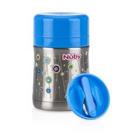 Luv N' Care, Ltd. Nuby Stainless Steel Thermos, Blue