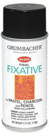 Final Fixative, Gloss by Grumbacher