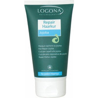 Logona Natural Body Care - Hair Repair Treatment Jojoba 5.1 oz - Hair Care Products