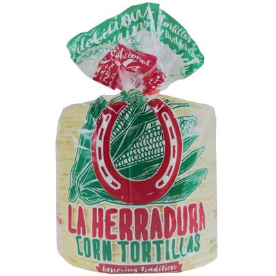 Herradura Foods La Herradura Corn Tortillas - Yellow