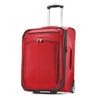 Samsonite Luggage, Hyperspin 21-inch Spinner Carry-On (Red)