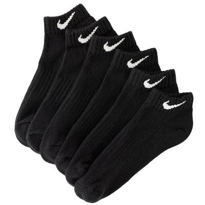 Nike 6-pk. Low-Cut Performance Socks - Boys