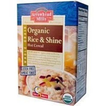 Arrowhead Mills Rice Shine Cereal 24 Oz (Pack of 12)