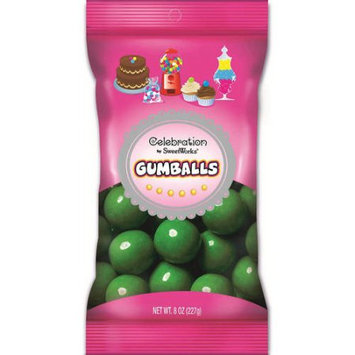 Green Gumballs - Green for Christmas