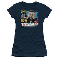 I Love Lucy 50's TV Series Ai Yi Yi Yi Yi Juniors Sheer T-Shirt Tee