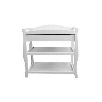 La Baby Change Table Finish: White