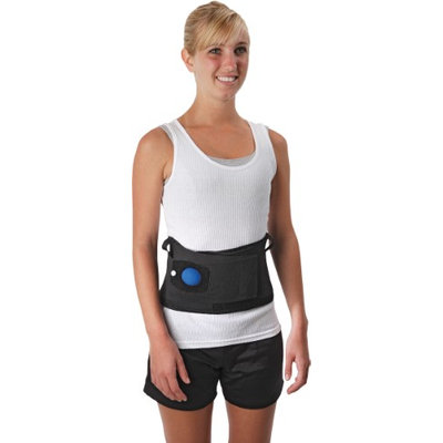 Ossur Airform Inflatable Back Support Size: Medium, Style: Without Gel