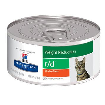 Hills Prescription Diet Feline RD Canned 156g x 24