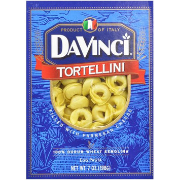 Da Vinci Egg Noodle Tortellini with Cheese, 7 OZ (Pack of 2)