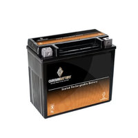 YTX20HL-BS ATV Battery for YAMAHA YMF550 Grizzly 550CC 09