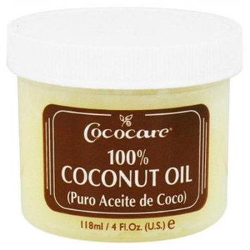 Cococare Coconut Oil 100% Pure 4 Oz