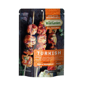 Wild Garden Turkish Marinade, 6 OZ (Pack of 2)