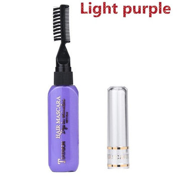YJYdada 13 Colors Temporary Hair Dye Mascara Hair Dye Cream Non-toxic DIY Hair Dye Pen