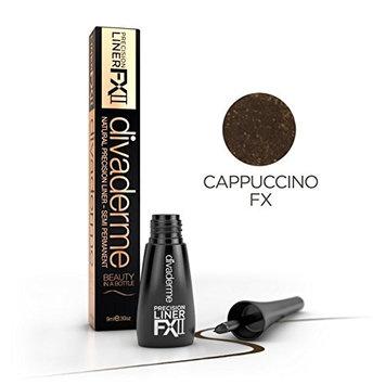 Divaderme Precision Liner FX II - 100% Natural Eyeliner