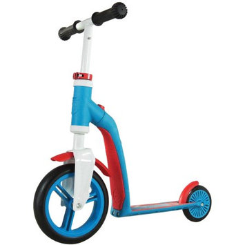Scoot & Ride Gmbh Highway Baby Blue/Red - 1 ct.