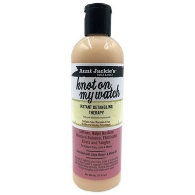 Aunt Jackie's Knot on My Watch Instant Detangling Therapy - 12 fl oz