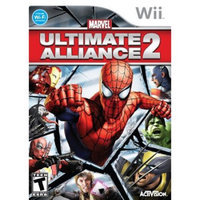 Activision Blizzard Inc 83463 Ultimate Alliance 2 Wii
