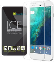 GreatShield ICE Tempered Glass Screen Protector for Google Pixel XL