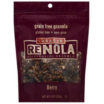 Larabar Renola Berry Grain Free Granola, 8 oz, (Pack of 9)