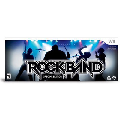 Electronic Arts Rock Band: Special Edition (Includes Drums, Guitar, Microphone, and Game)