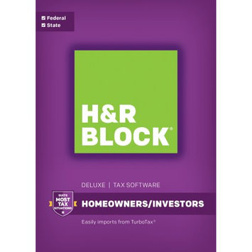 Hrb Digital Llc H BLOCK 2017 Deluxe + State PC (Email Delivery)