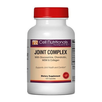 Joint Complex: Glucosamine, Chondroitin, MSM & Collagen 120 capsules
