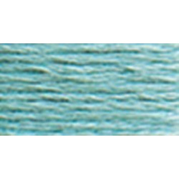 Anchor Six Strand Embroidery Floss 8.75 Yards-Teal Very Light 12 per box