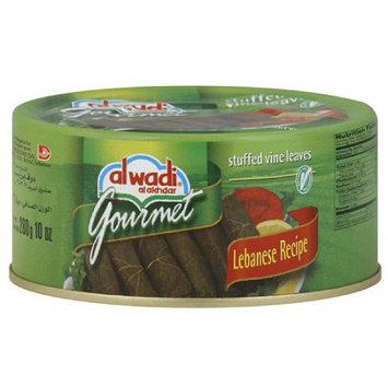 Al Wadi Al Akhdar Gourmet Stuffed Vine Leaves, 10 oz, (Pack of 12)