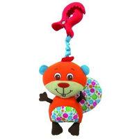 Tiny Love Clip-On Stroller Toy, Billy Beaver