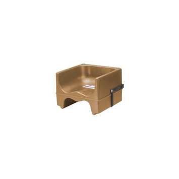 Cambro 200BCS157 Booster Seat dual height coffee beige - Case of 4