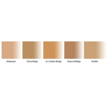 Dinair Airbrush Makeup Foundation | Fair Shades | GLAMOUR: Natural, Light coverage, Matte