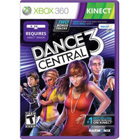 MTV Games 885370523522 Dance Central 3 with Exclusive Bonus 2 Tracks for Xbox 360